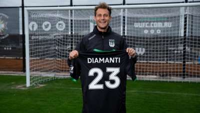 Alessandro Diamanti Western United
