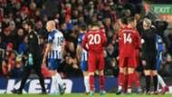 Alisson Liverpool Brighton Red Card 30112019
