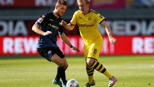 El resumen del Paderborn vs. Borussia Dortmund de la Bundesliga: vídeo, goles y estadísticas   Goal.com