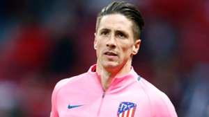 Fernando Torres Atletico Madrid 2202018