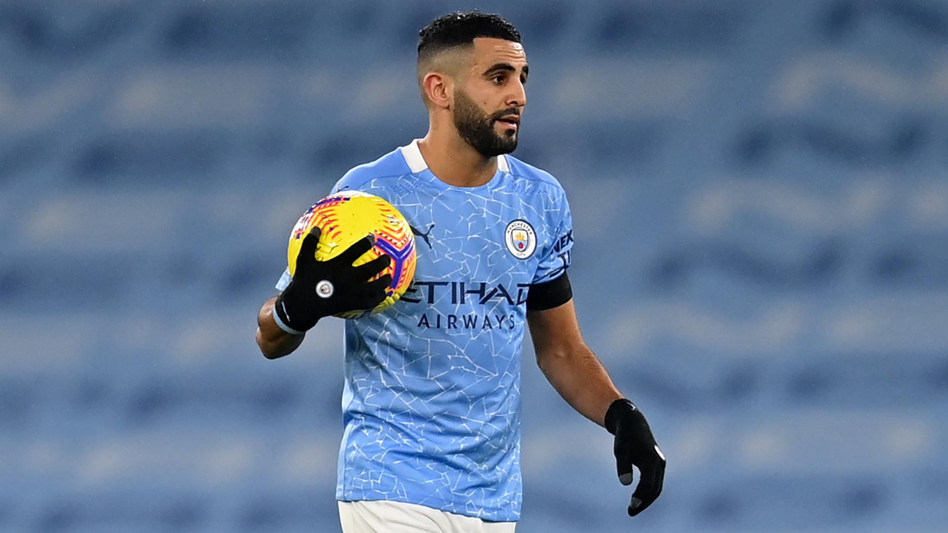 Hat-trick hero Mahrez helps shake Man City goal 'frustration' in five-star showing against Burnley