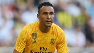 Keylor Navas Real Madrid 2019-20