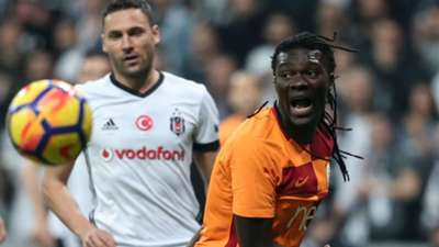Dusko Tosic Bafetimbi Gomis Besiktas Galatasaray 12022017