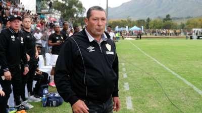 Steve Barker - Stellenbosch