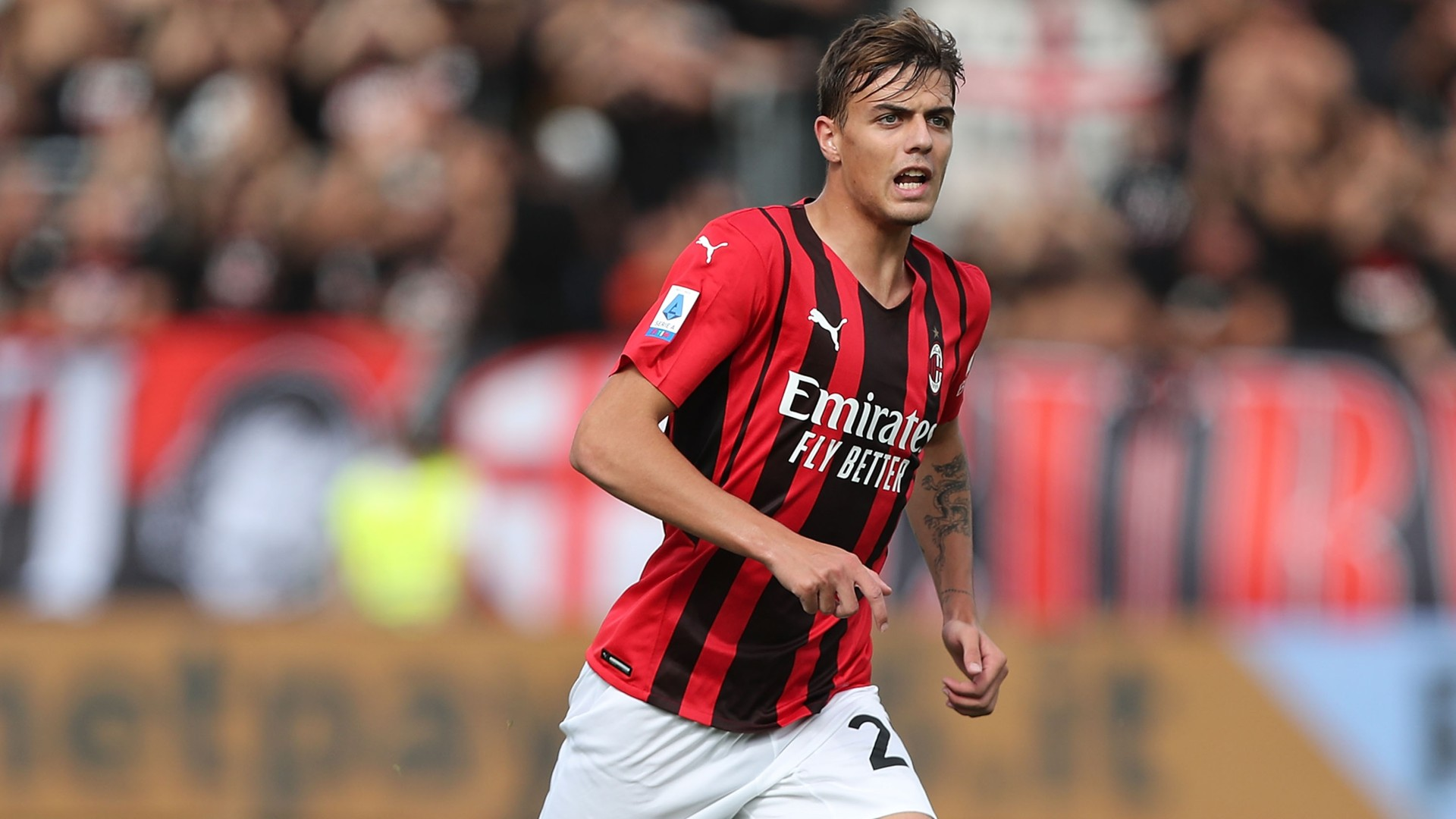 Video: Watch Paolo Maldini's son Daniel score his first goal for AC Milan on full Serie A debut