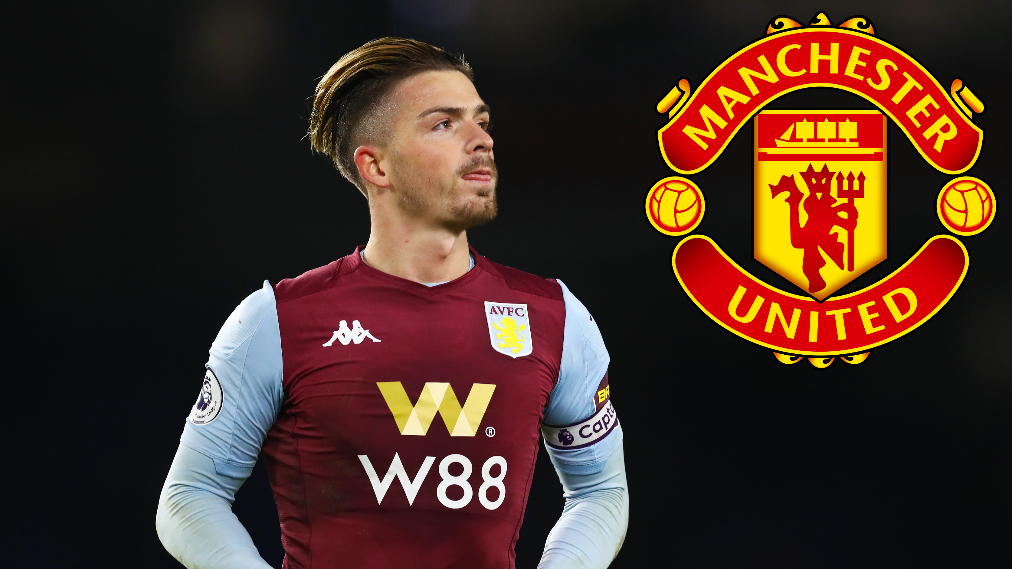 No way Grealish can fit in with Pogba & Fernandes' - Aston Villa ...