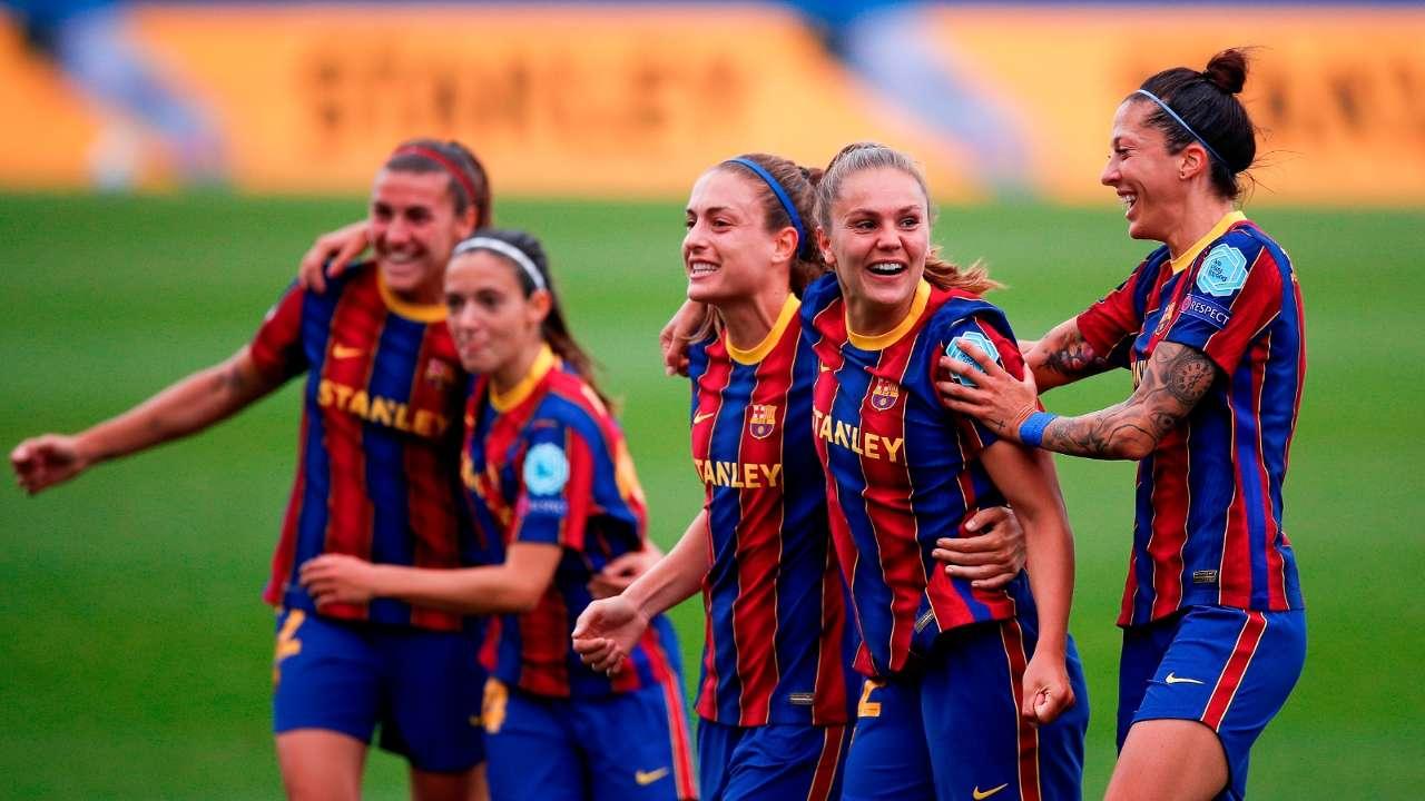 Barcelona Women 2020-21