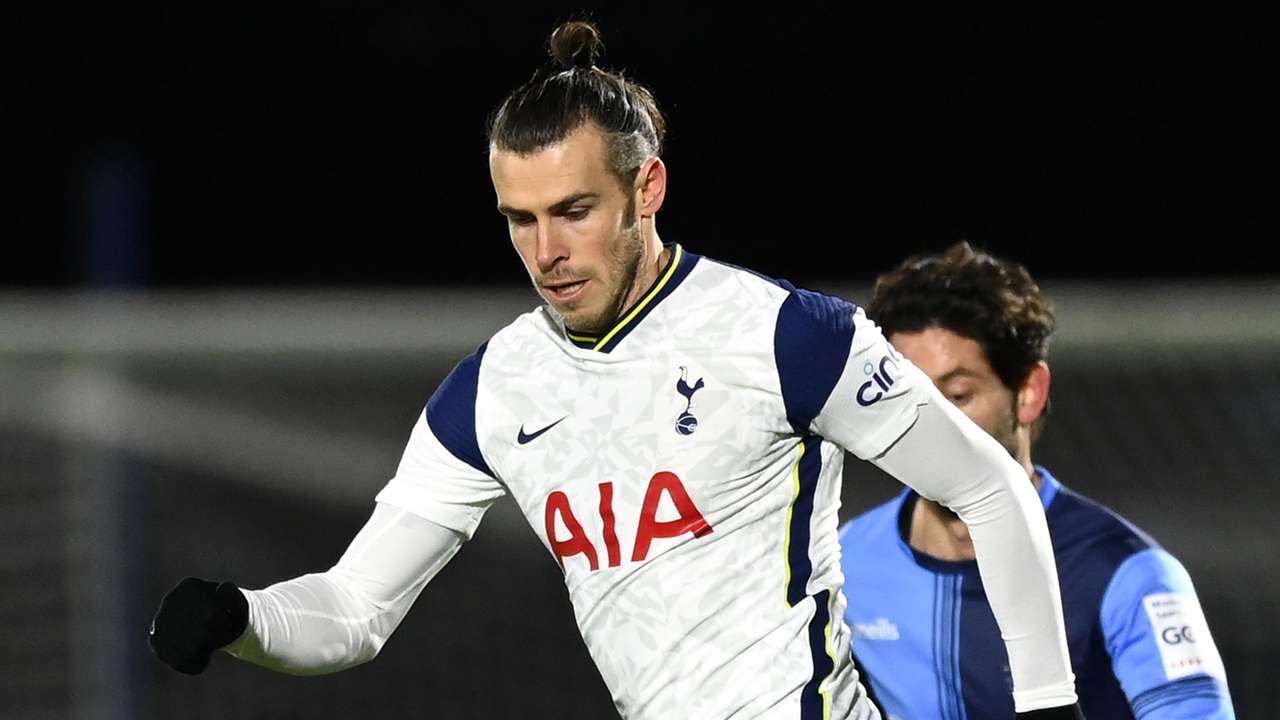 Gareth Bale, Wycombe vs Tottenham