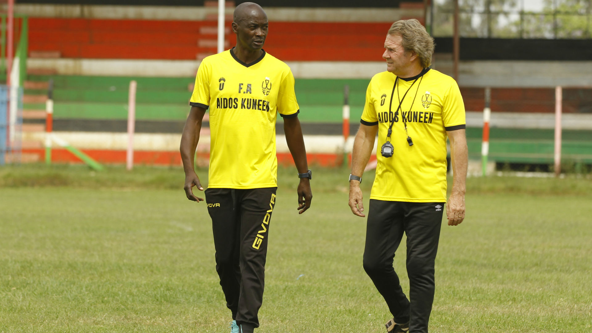 Wazito FC have been hurt by failure to take chances - Hall | Goal.com