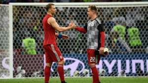 Manuel Neuer Marc Andre ter Stegen Germany 2018