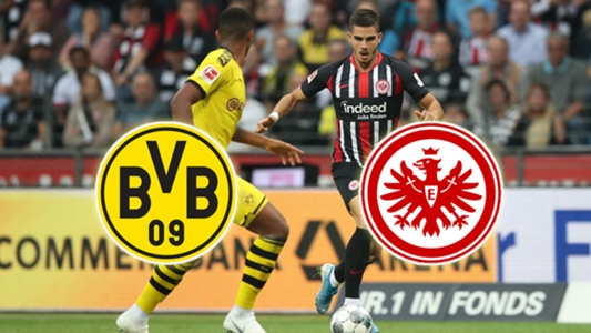 Bvb Vs Eintracht Frankfurt