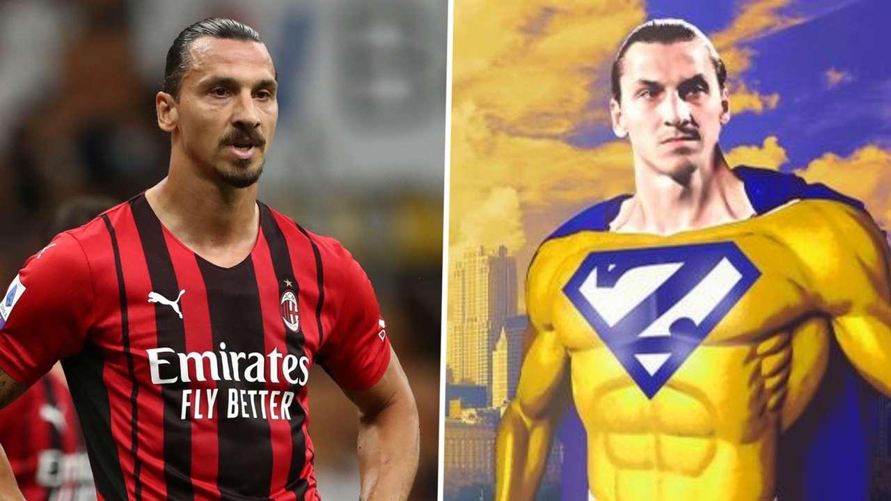 Ibrahimovic, Zlatan man composite