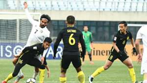 Malaysia Jordan, AFC U23 Championship