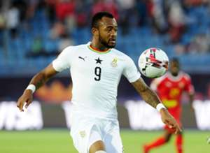 Jordan Ayew Ghana Guinea Bissau