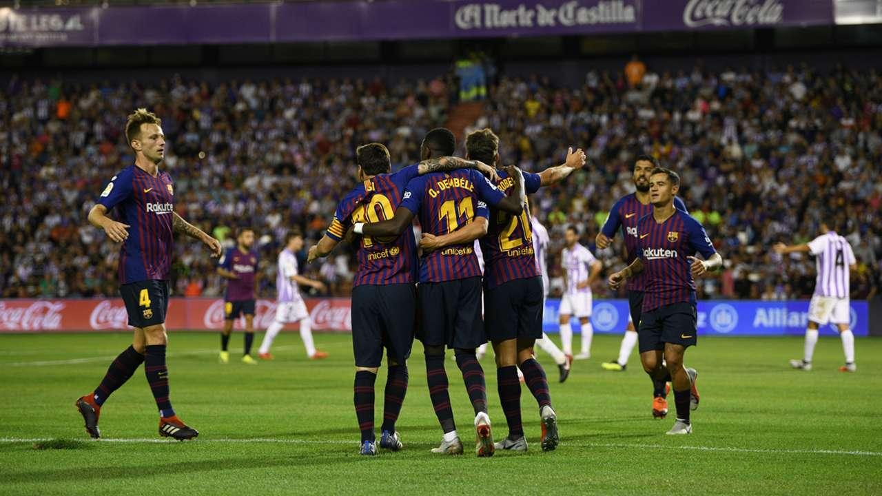 FC Barcelona 25082018