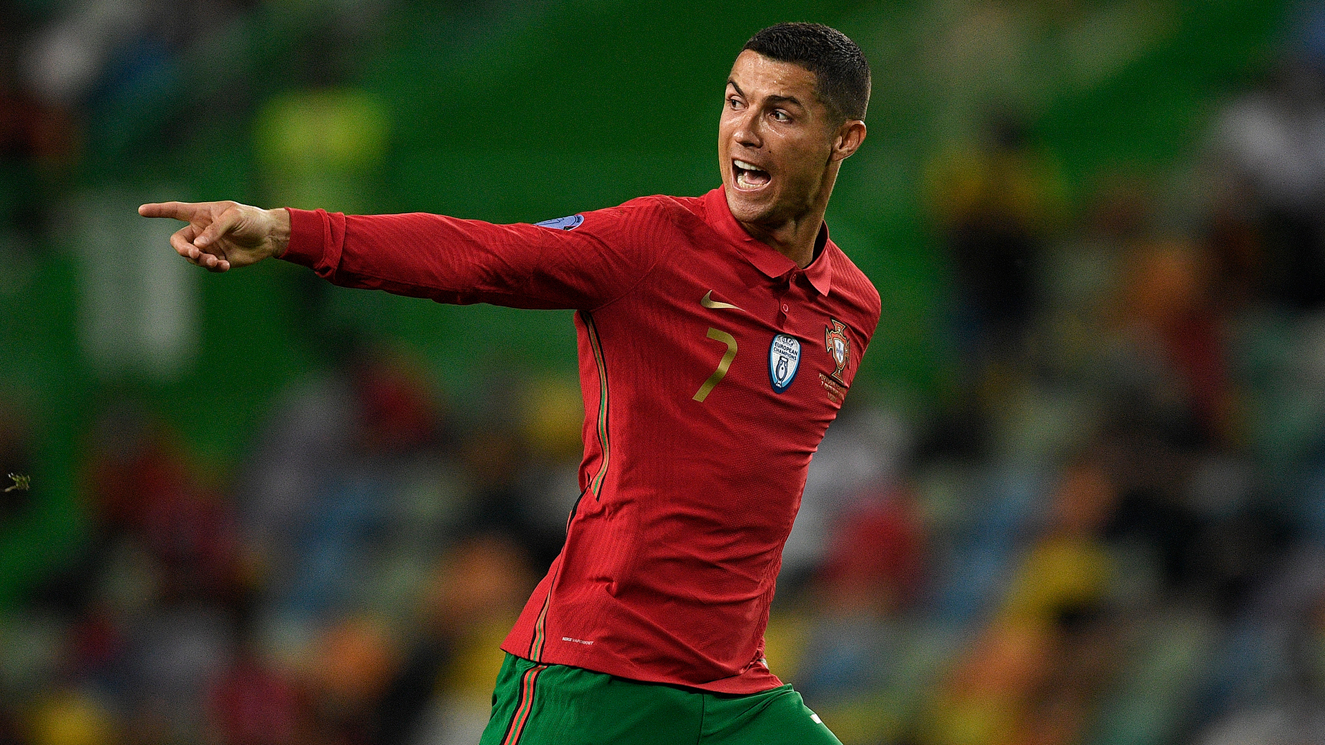 Video: Ronaldo doing well after positive coronavirus test - Portugal coach