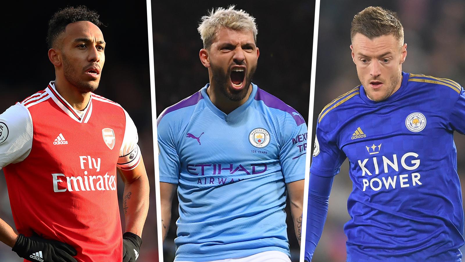 Premier League top scorers 2019-20: Vardy, Ings, Salah & Aubameyang lead  the race