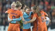 Netherlands women's national team 2017