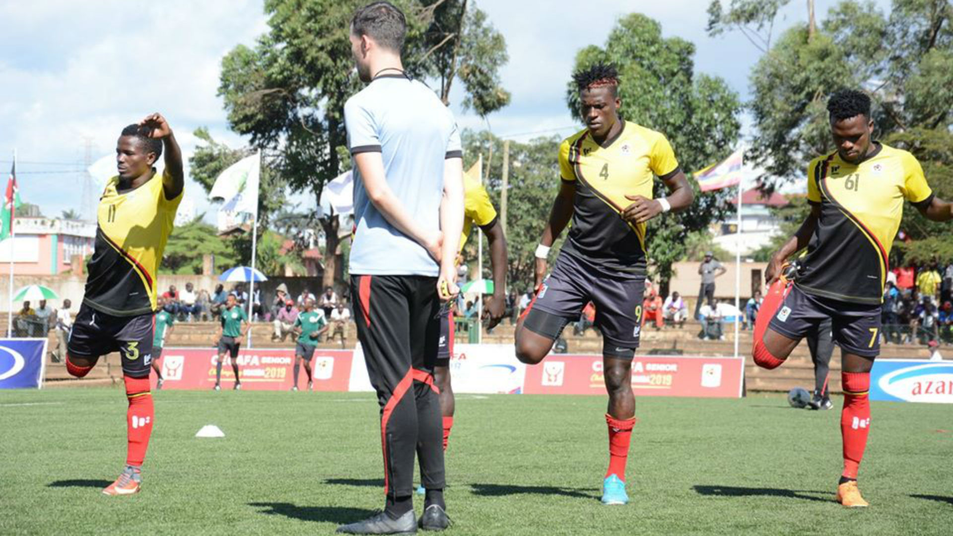 World Cup: Fans must be in Nairobi and Kigali to inspire Uganda qualification - McKinstry