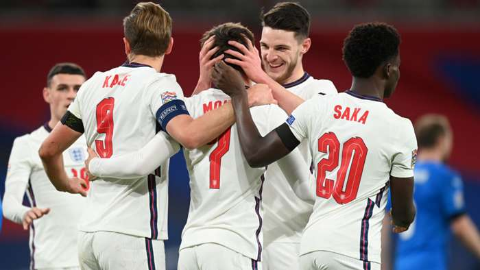 England 2020