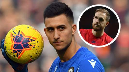 Juan Musso: Argentina's next No.1 tipped to succeed Oblak at Atletico Madrid | Goal.com