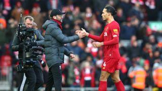 Klopp/Van Dijk Liverpool 2019-20