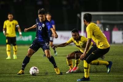 Cambodia vs Malaysia AFF Suzuki Cup 2018