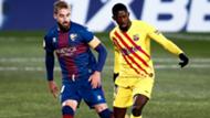 Nc247info tổng hợp: Barcelona và Atletico Madrid cùng thắc nhọc sân khách
