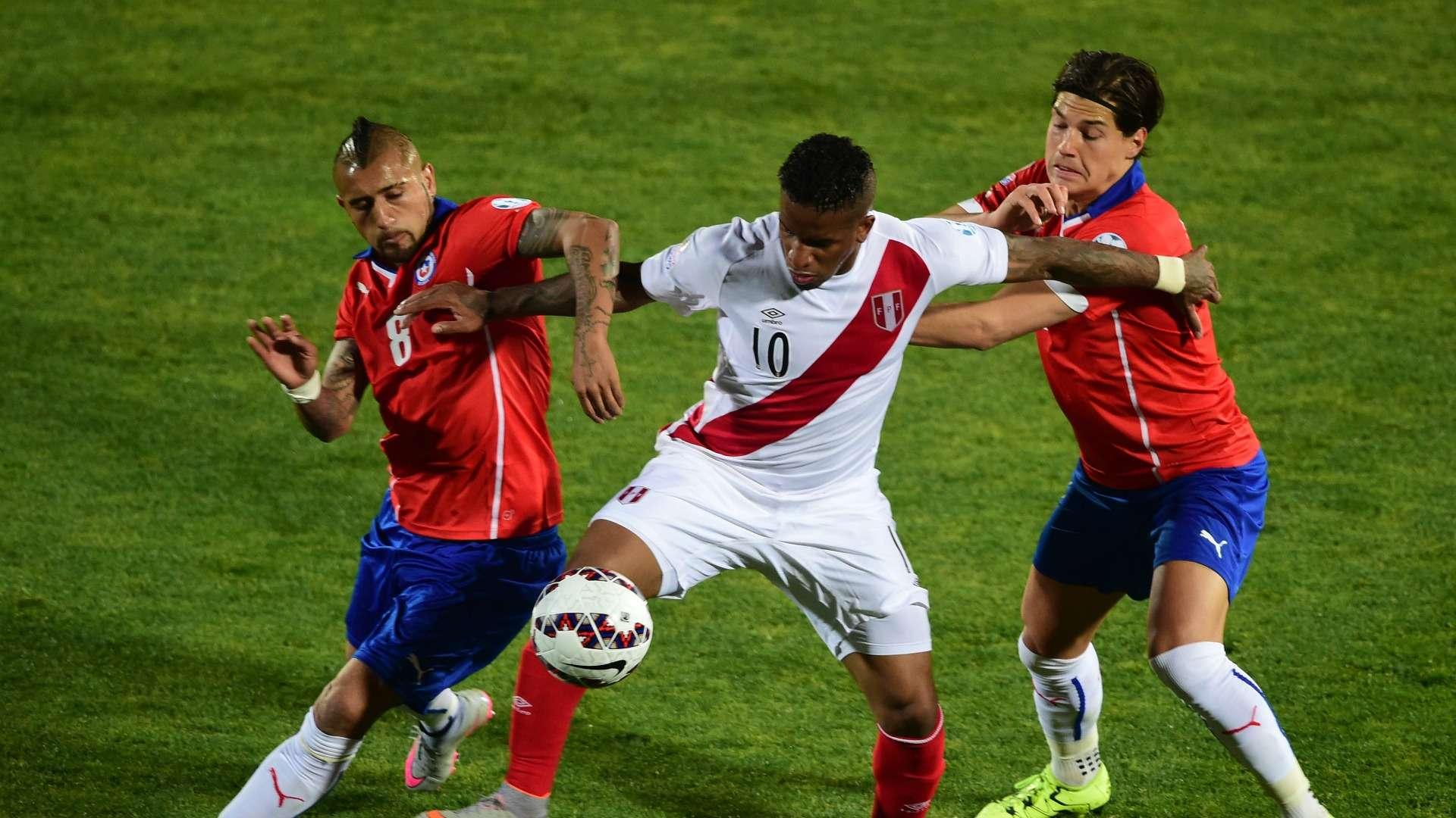 Chile Vs Peru Historial Resultados Y Estadisticas Goal Com
