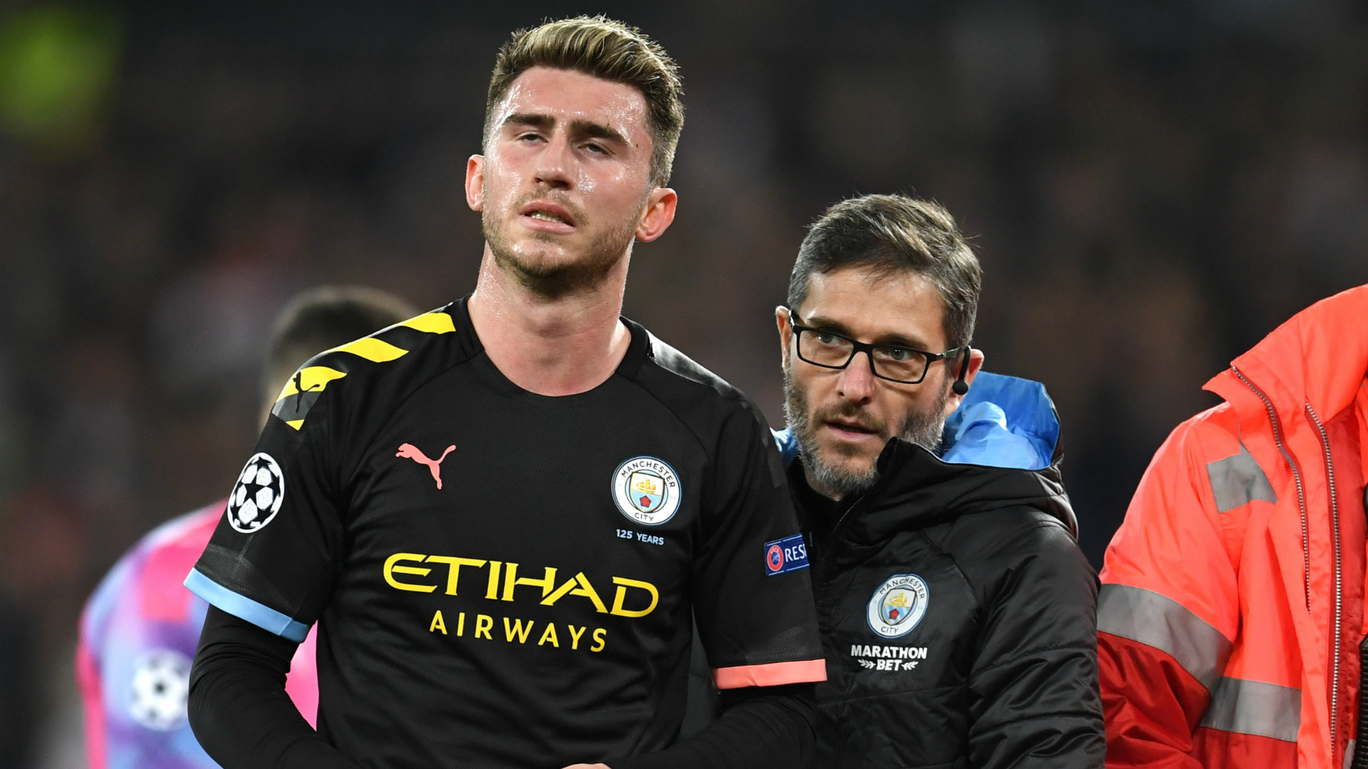 Hopefully Man City will be back in the Champions League soon – Laporte