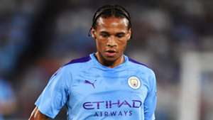 Leroy Sane Man City 2019