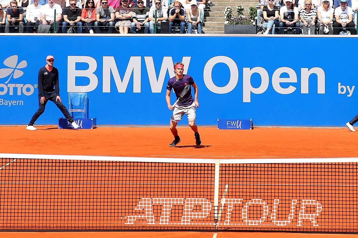 Bmw Open 2019 Heute Live Im Tv Und Live Stream So Wird Tennis übertragen Goal Com