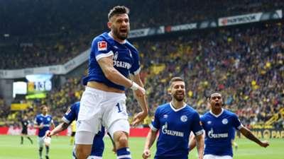Daniel Caligiuri Schalke 04 Bundesliga
