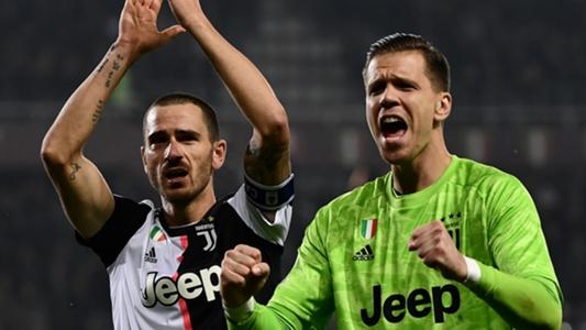 Juventus liên tiếp trói chân thành công Bonucci, Szczesny và Cuadrado | Goal.com