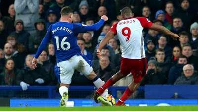 James McCarthy Salomon Randon Everton West Brom