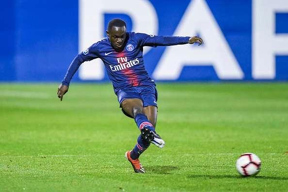 OFFICIEL - Le PSG confirme le départ d'Arnaud Luzayadio à Orléans ...