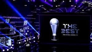 FIFA THE BEST Luka Modric 2018