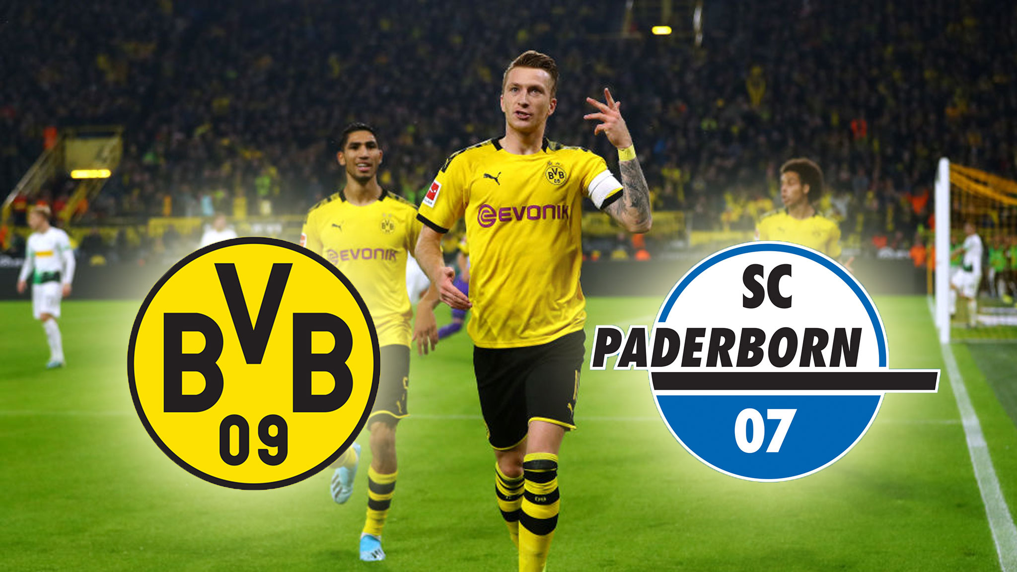 Bvb Vs Paderborn Die Bundesliga Heute Im Tv Und Live