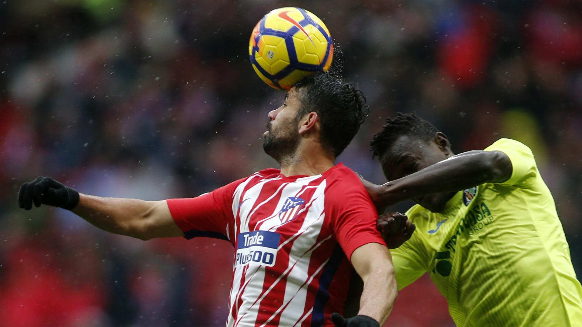 Diego Costa Atletico Madrid 2018