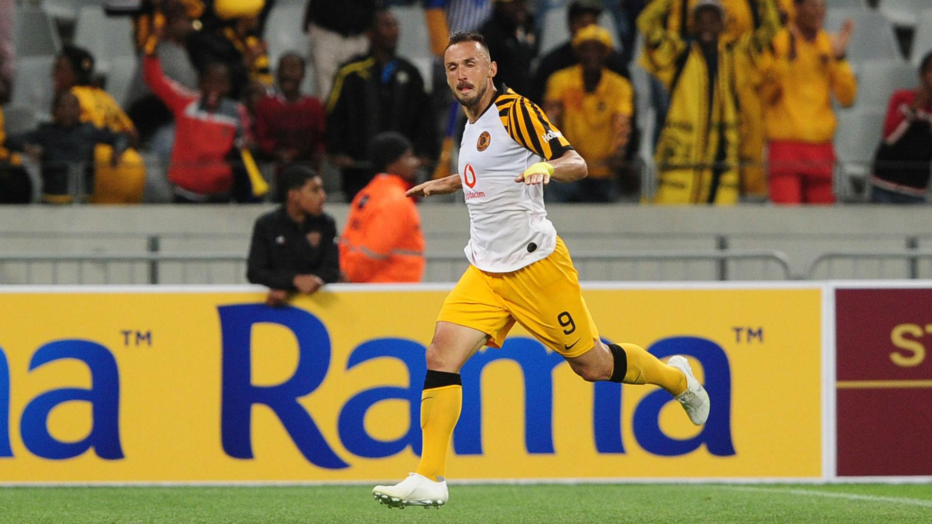 Ex-Kaizer Chiefs striker Nkhatha backs Nurkovic to overtake Orlando Pirates' Mhango