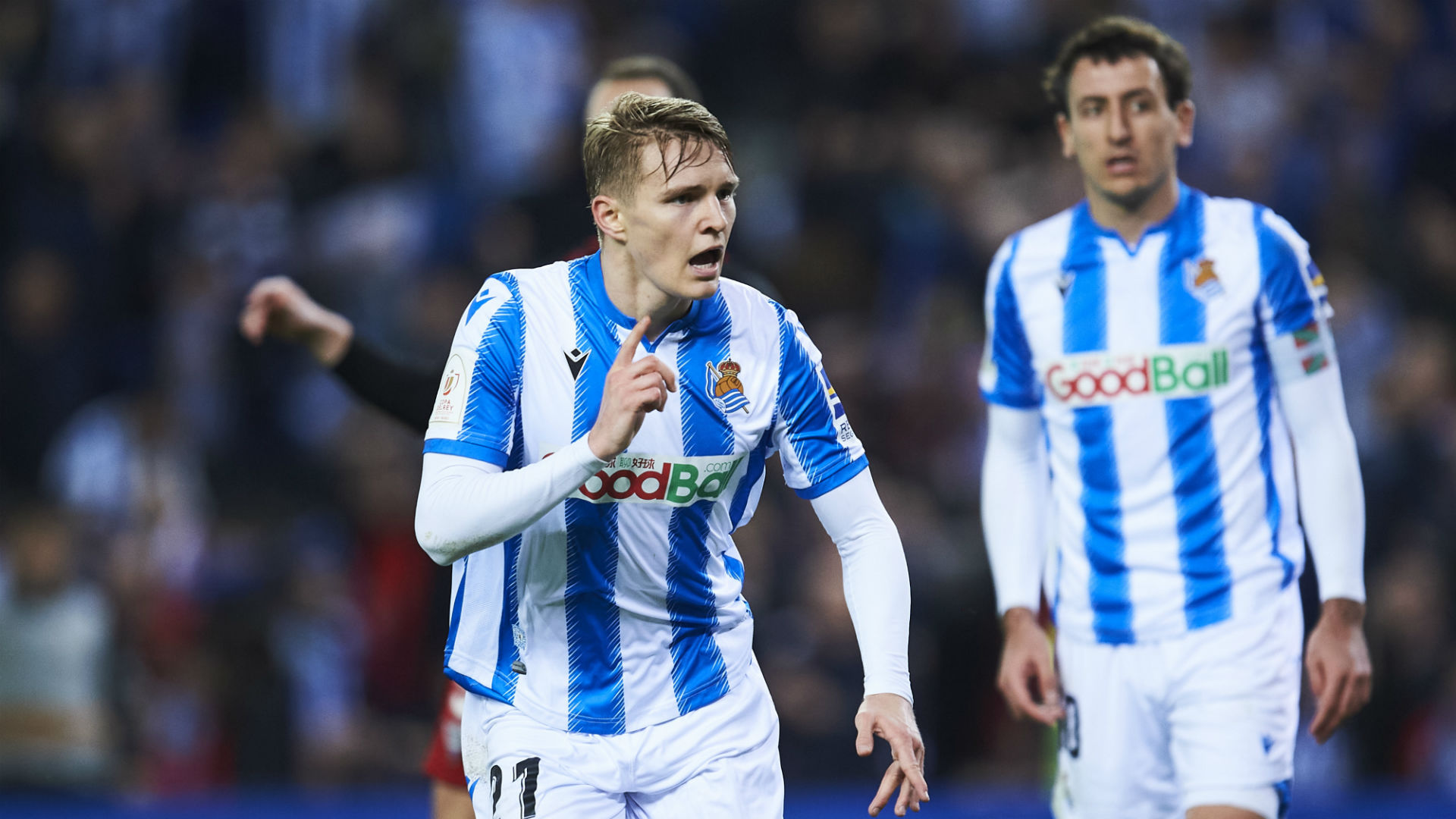 Real Sociedad set to become first La Liga side back in training as ...