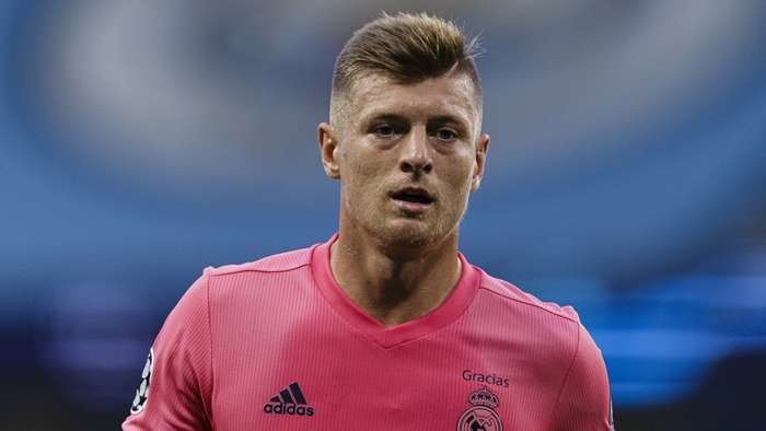 Toni Kroos Real Madrid 2019-20