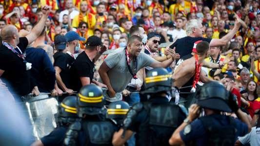 Incidents Lens – Lille : Le RCL à huis clos jusqu'à nouvel ordre   Goal.com