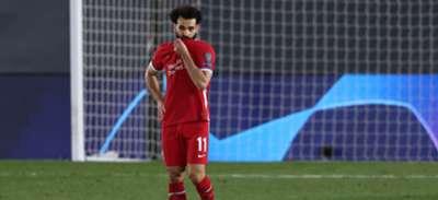 Mohamed Salah Liverpool vs. Real Madrid 04/06/21