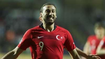 Cenk Tosun Turkey Iran Friendly 05282018