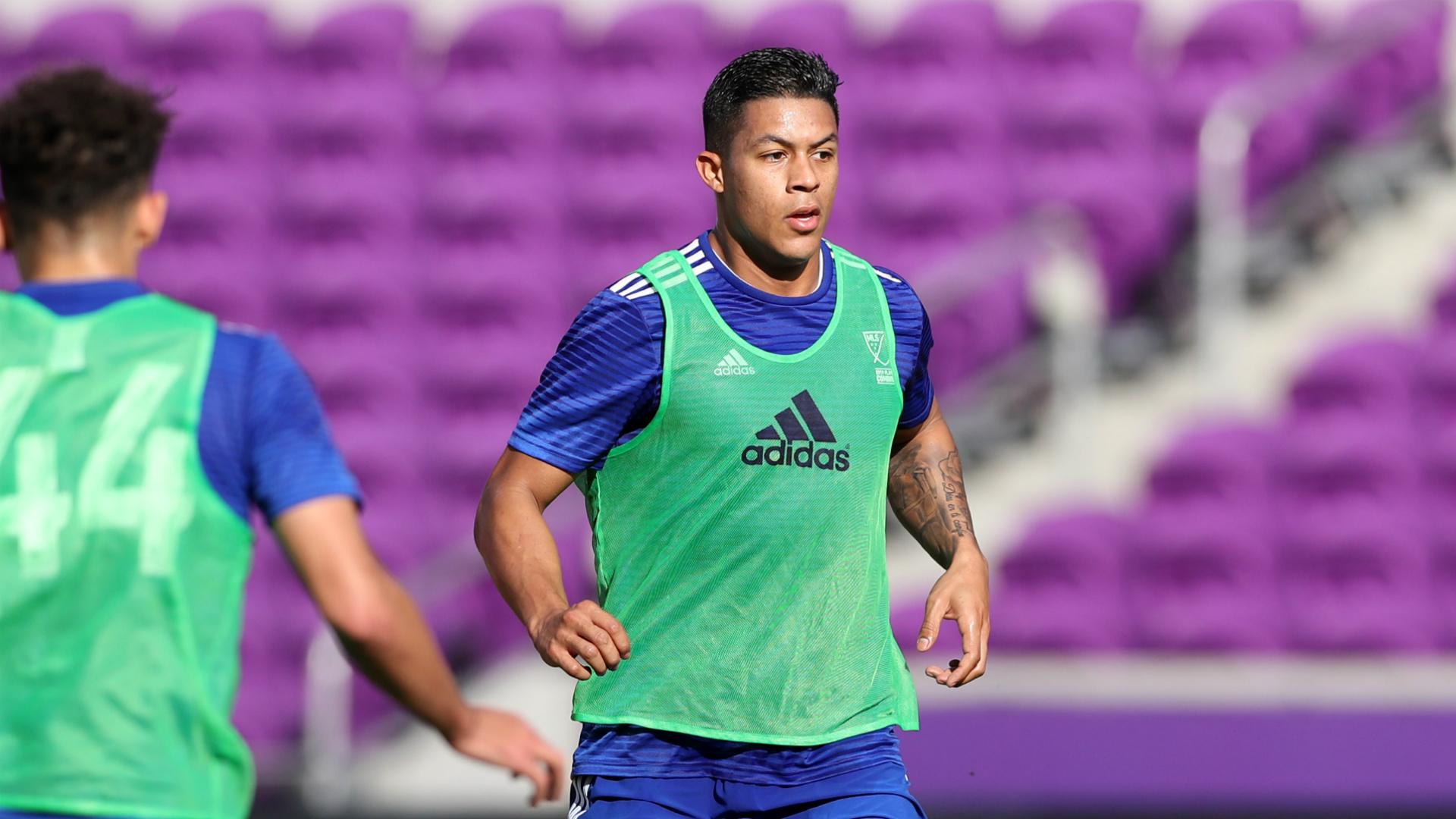 Santiago Patino MLS Combine 01082019