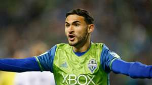 Cristian Roldan MLS Seattle Sounders 11022017