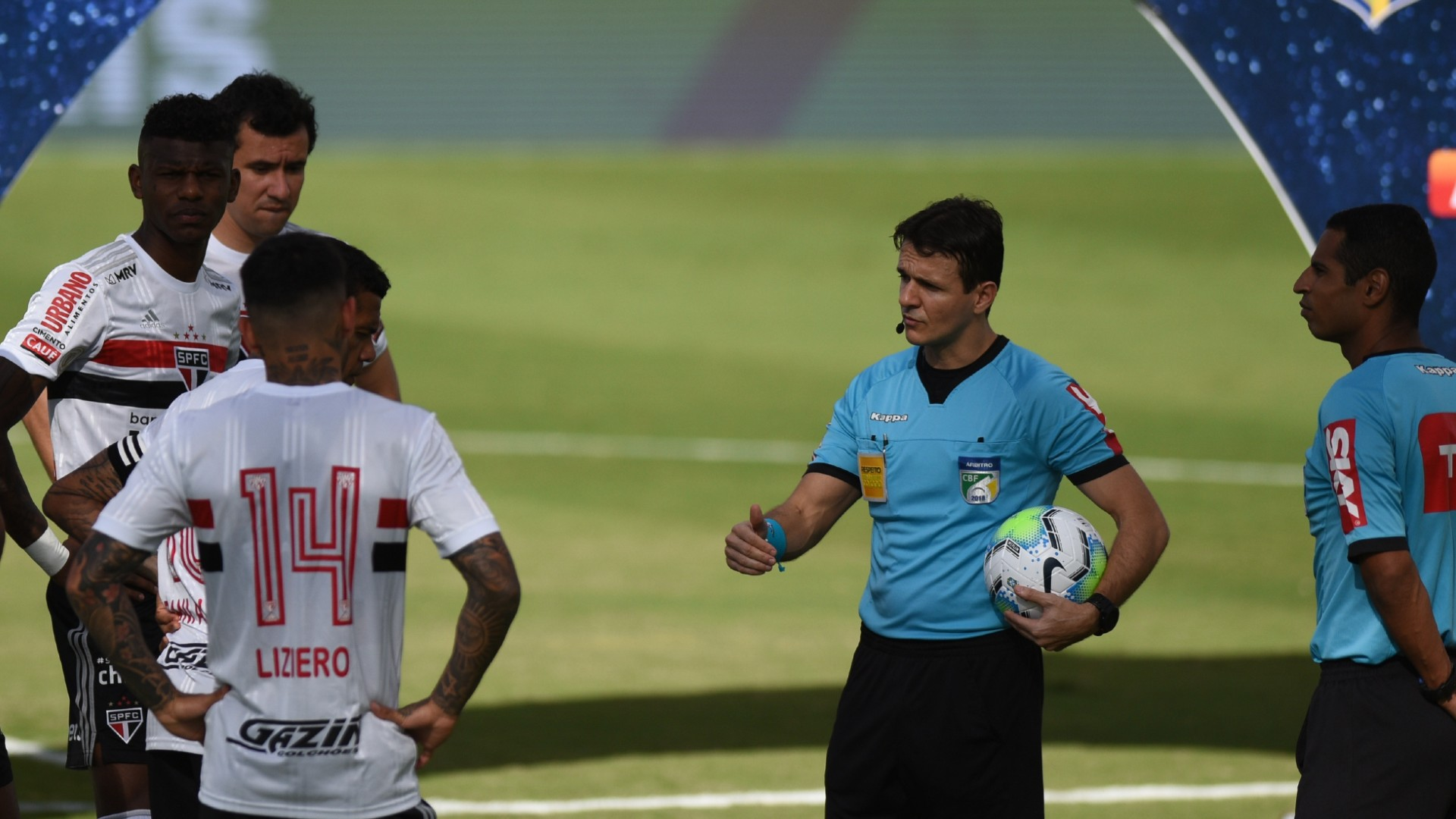 Brazilian game postponed moments before kick-off after 10 players test positive for coronavirus