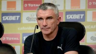 Patrice Carteron - zamalek 17-3-2021