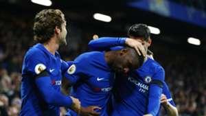 Antonio Rudiger Chelsea Swansea City